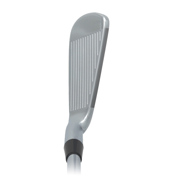 Golf Iron- 555M Forged Iron, Top View