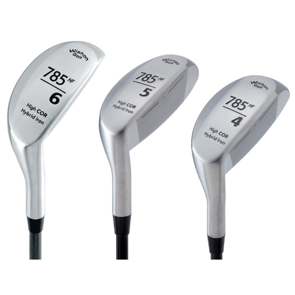 TWGT 785HF Hybrid Iron Set - Main Photo