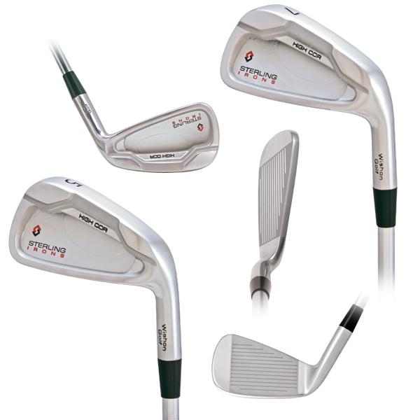 Sterling Irons® Single Length Set | Wishon Golf
