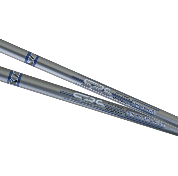 S2S Blue 45 & 55 Wood and Iron Shafts | Wishon Golf